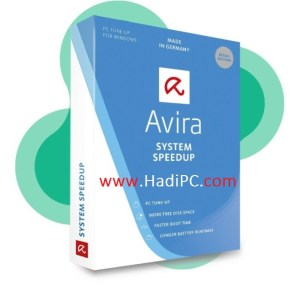 Avira System Speedup Key 2019