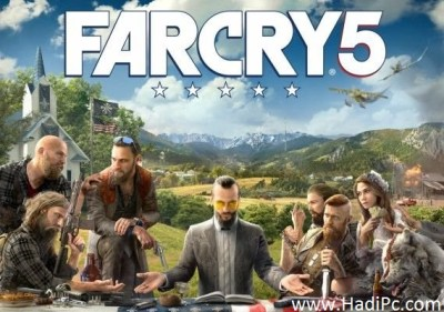 Far Cry 5 Crack Activation Key