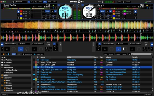 Serato DJ Pro 2.3.8 License Key