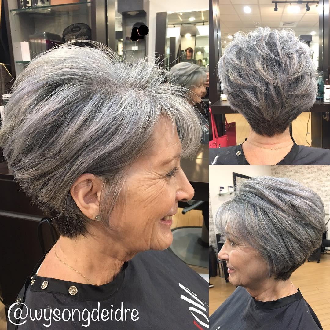 Best Hairstyles for Women over 50 for 2019 , Hair Adviser