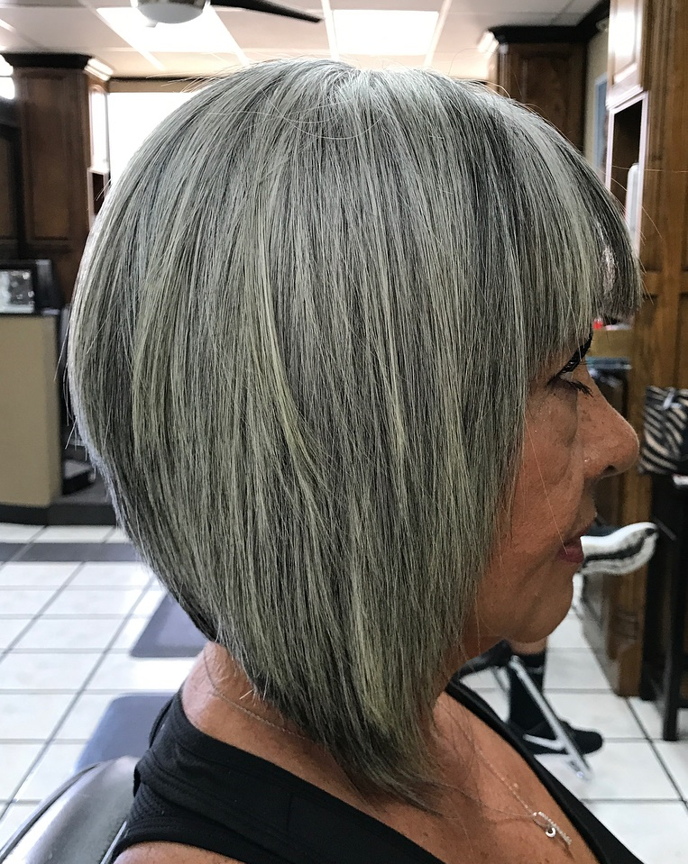50 Gray Hair Styles Trending in 2021 - Hair Adviser