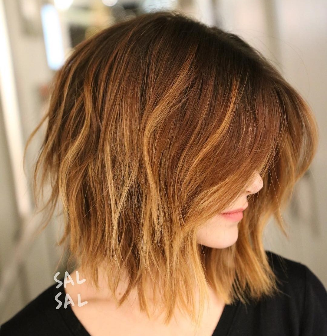 50 Choppy Bobs You Have To See And Try Asap Hair Adviser