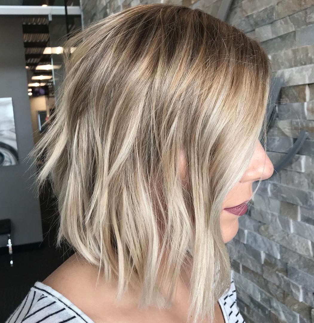 50 On,Trend Bob Haircuts for Fine Hair in 2019 , Hair Adviser