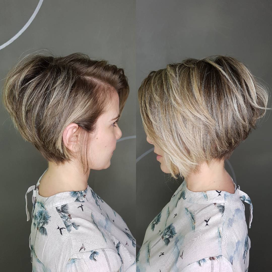Easy Piece-y Pixie Bob with Highlights