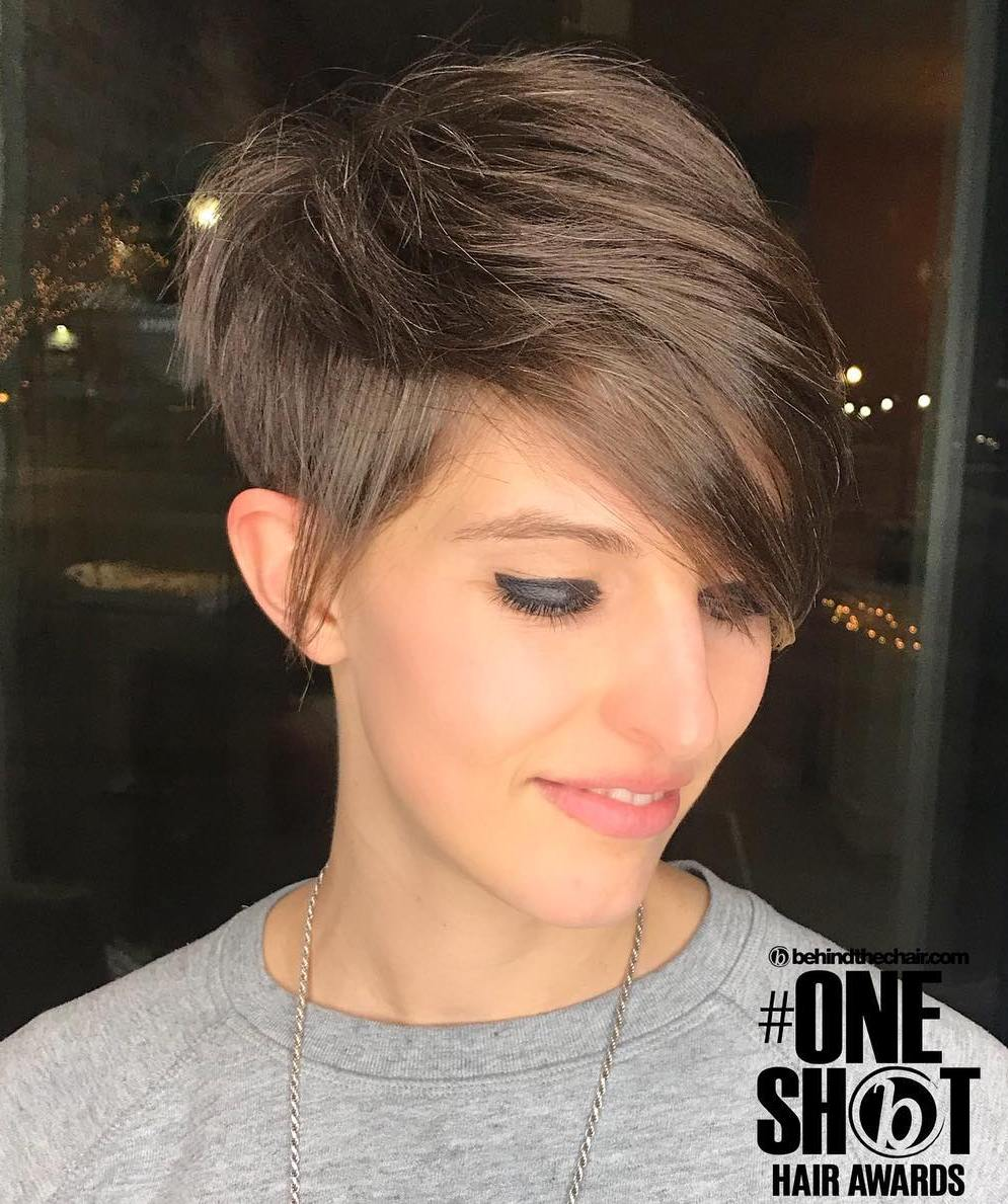 12 Long Pixie Cuts to Make You Stand Out in 12 - Hair Adviser