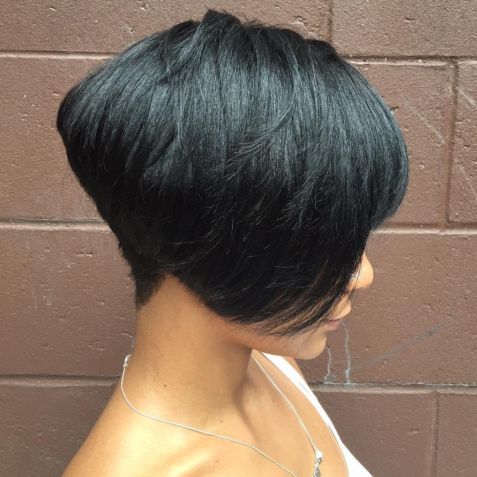 Amazing 50 Short Hairstyles For Black Women To Steal Everyones Attention Natural Hairstyles Runnerswayorg