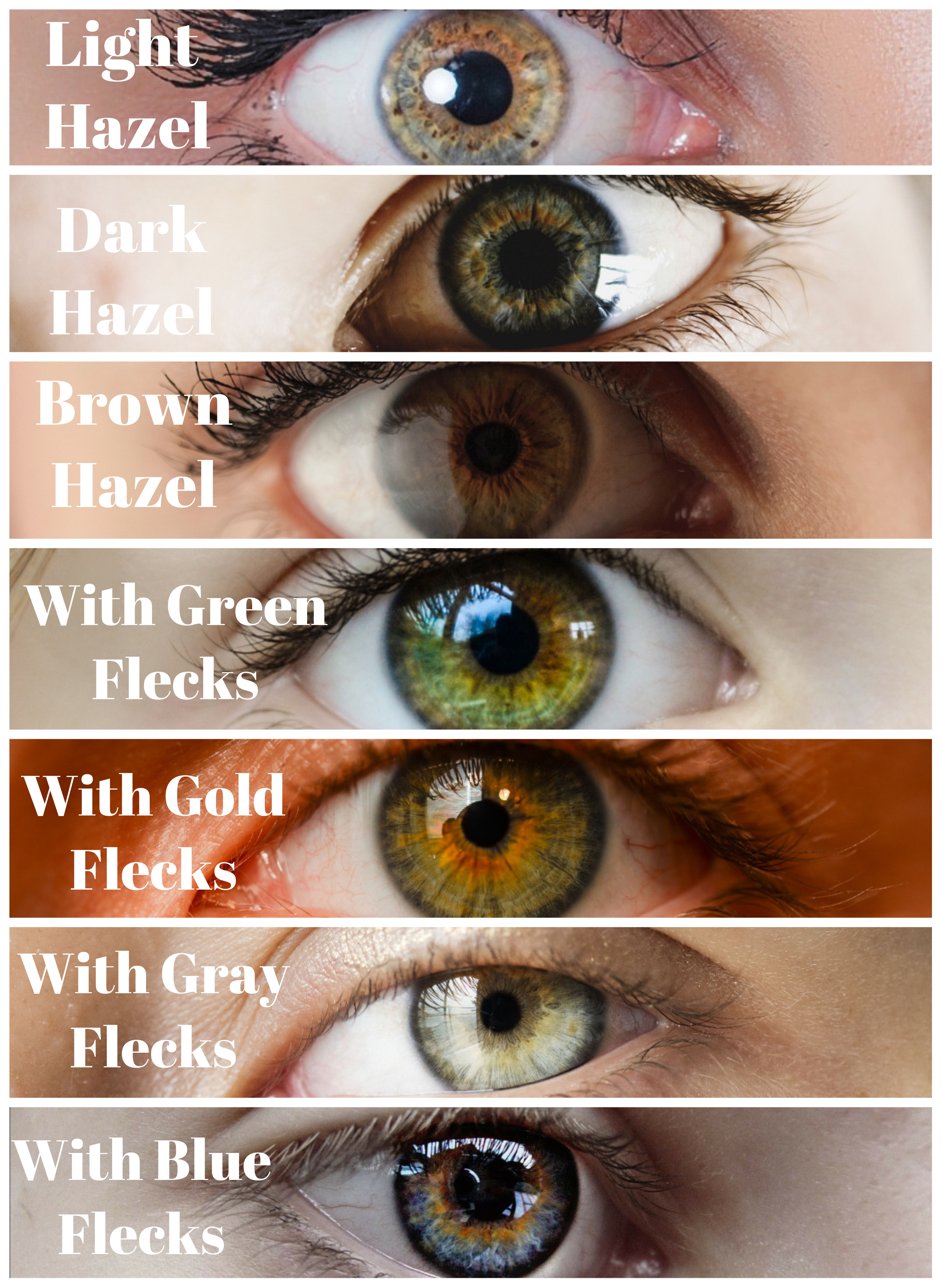 what is the best hair color for hazel eyes? - hair adviser