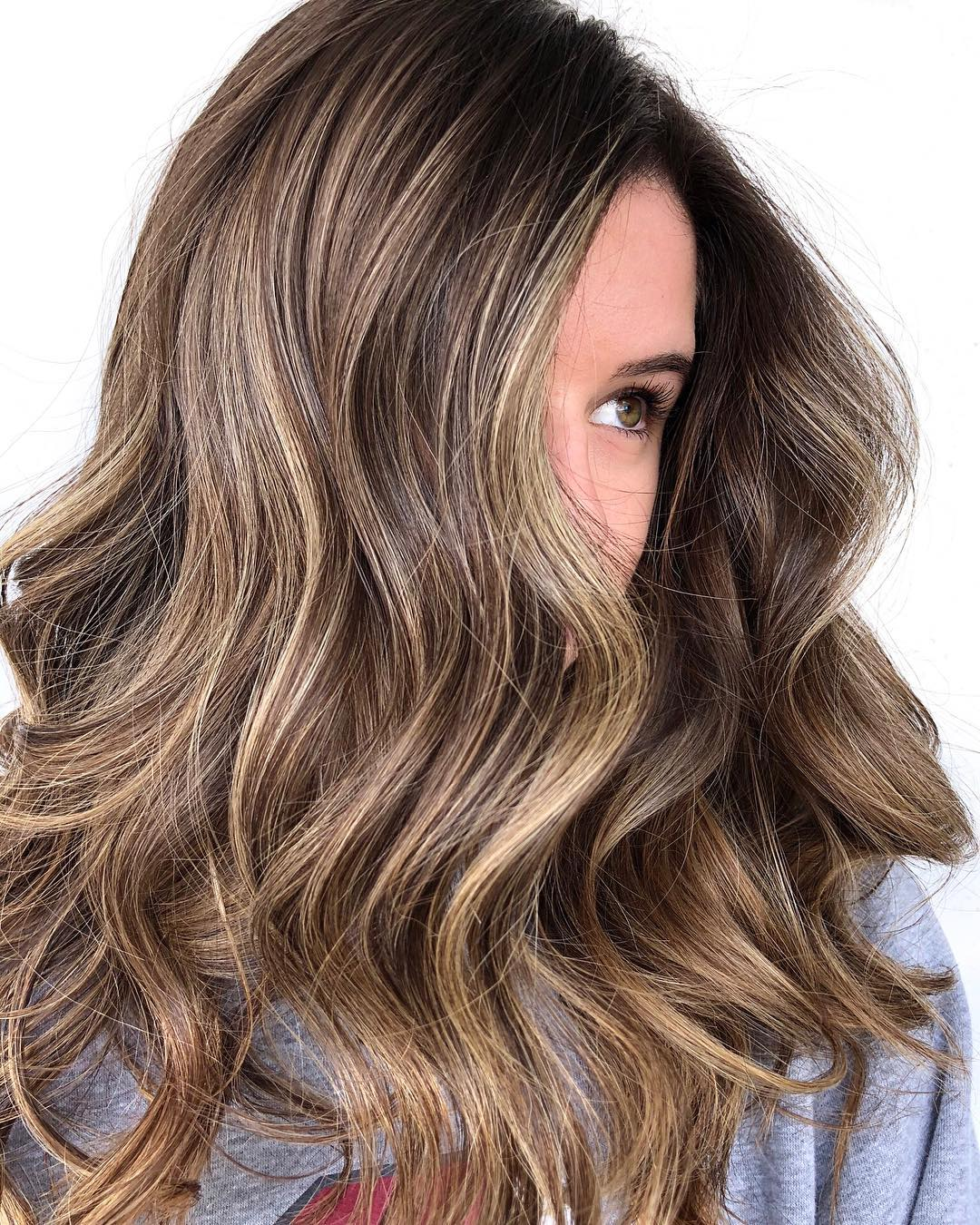Best Hair Color for Cool Skin Tone and Hazel Eyes