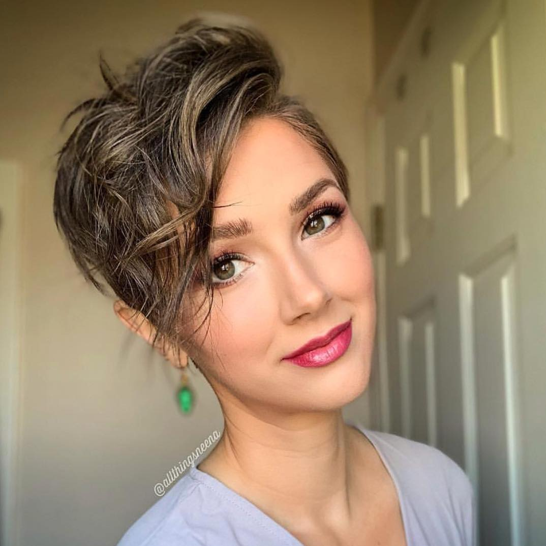 Best Hair Color for Neutral Skin Tone and Hazel Eyes