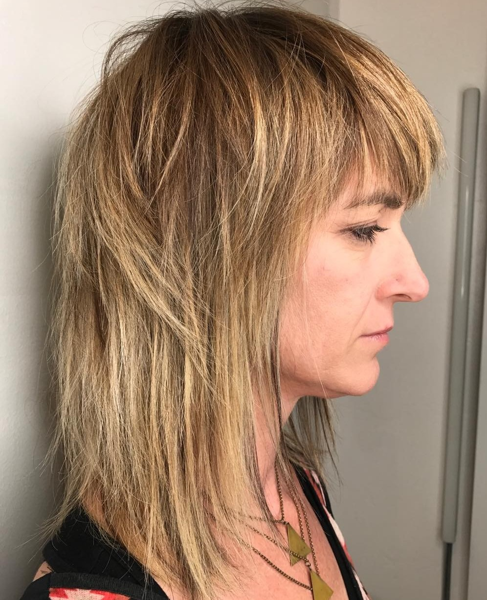 the shag haircut is the latest trend of 2019 - hair adviser