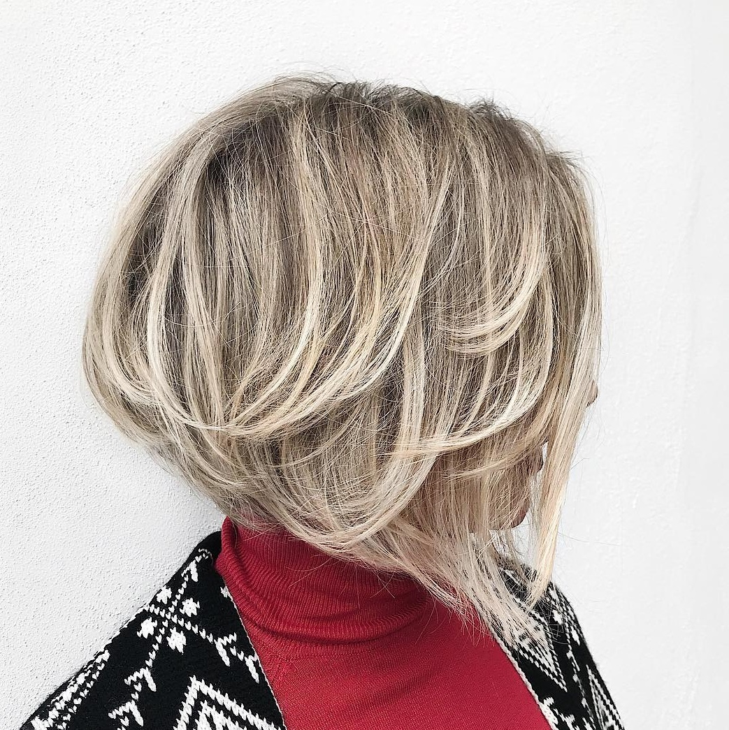 Chic Inverted Bob