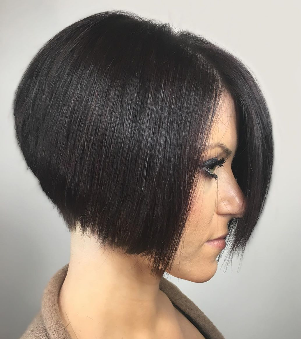 Sleek Bob for Women with Straight Hair