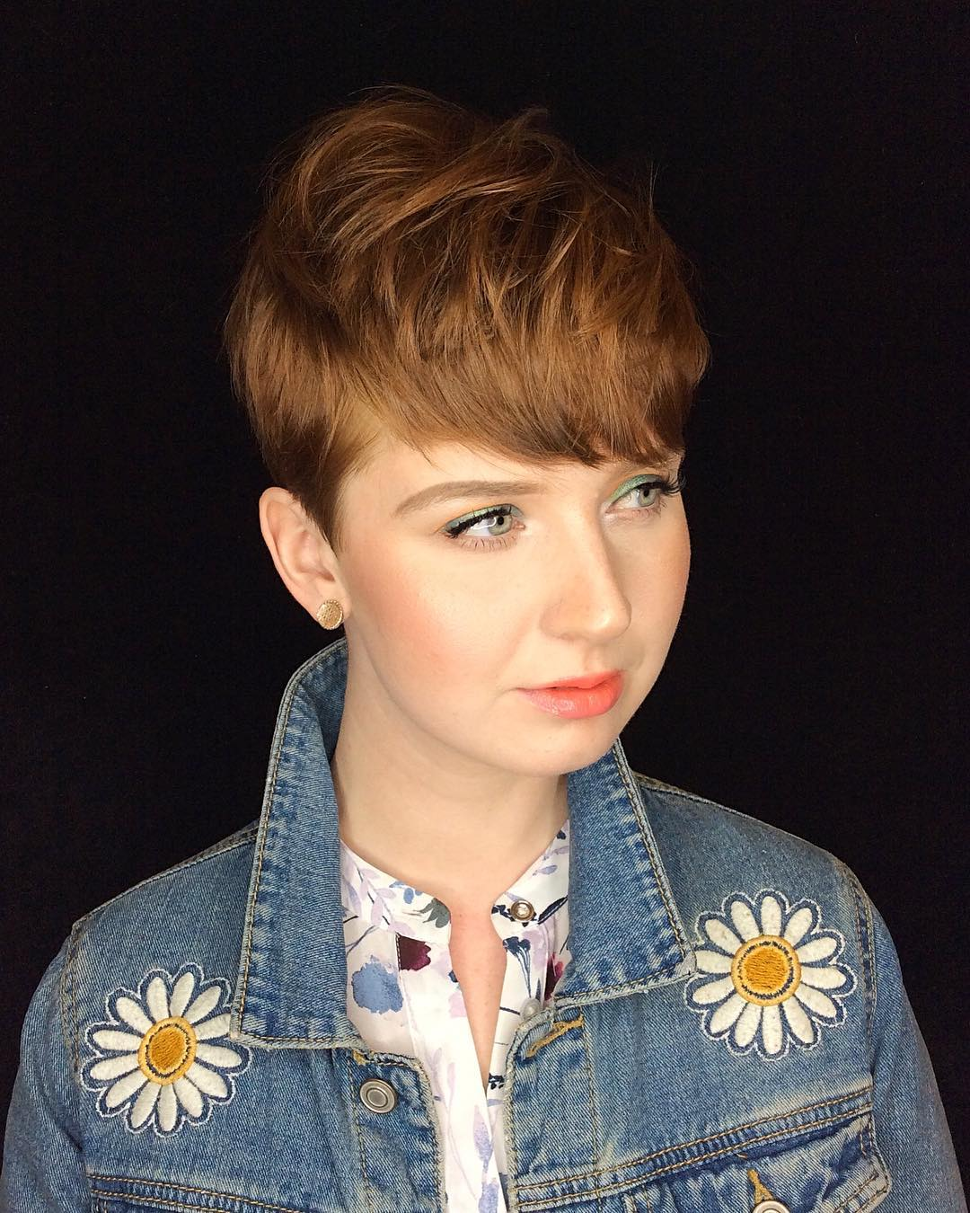 Easy to Style Pixie