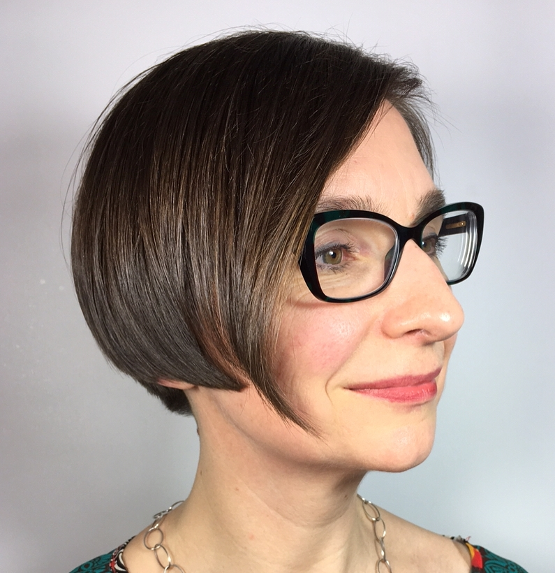 Short Sleek Bob for Fine Thin Hair