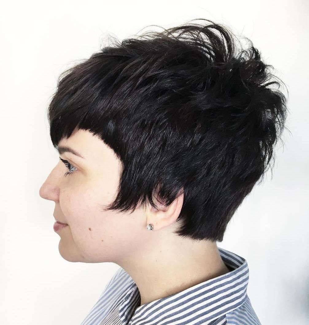 Cute Short Boyish Pixie