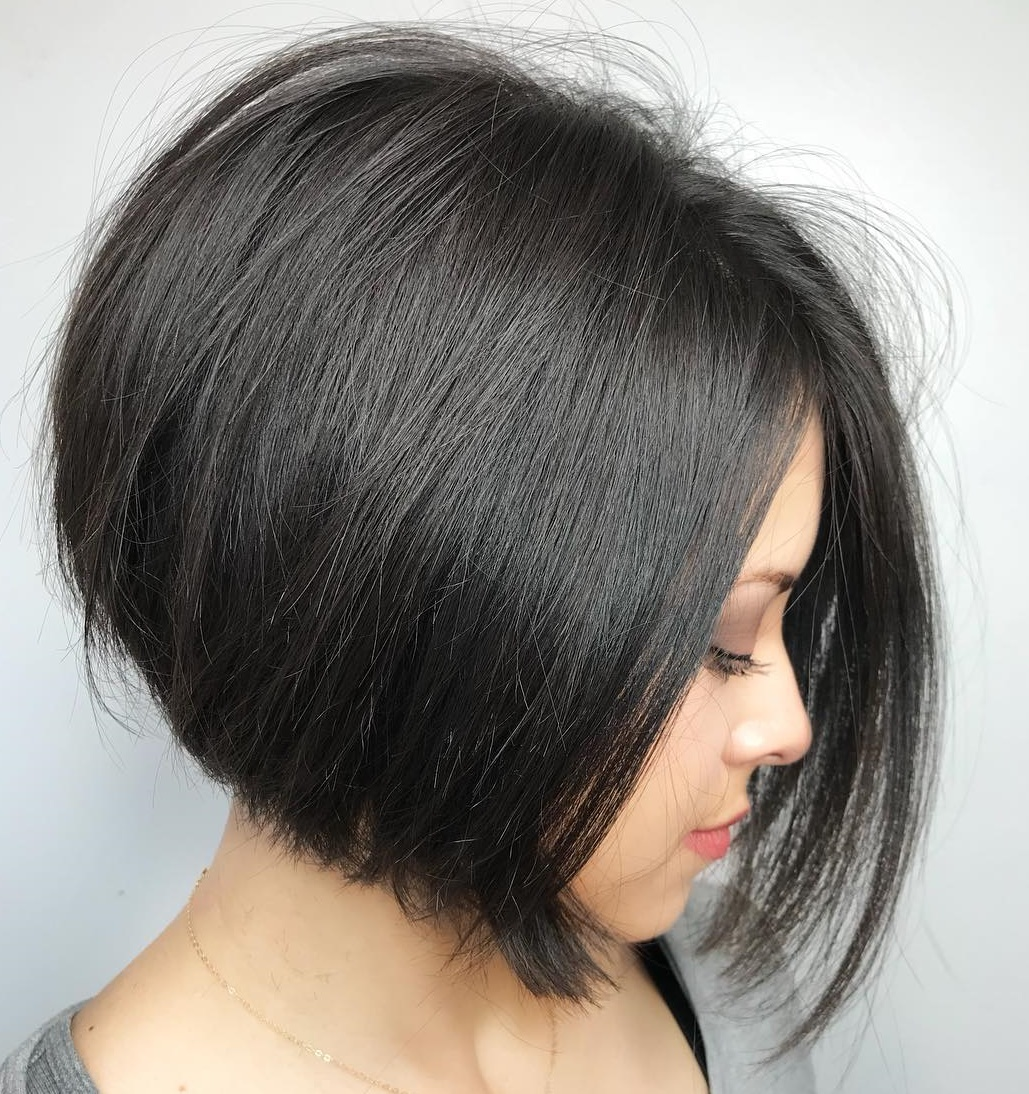 Straight One Length A-Line Bob