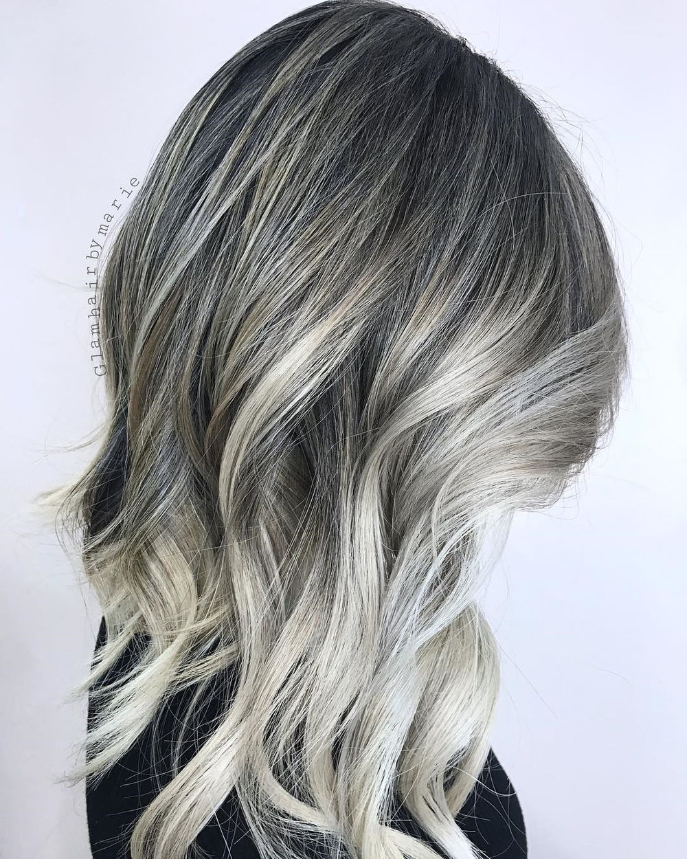 Ashy Lob with Gray Highlights