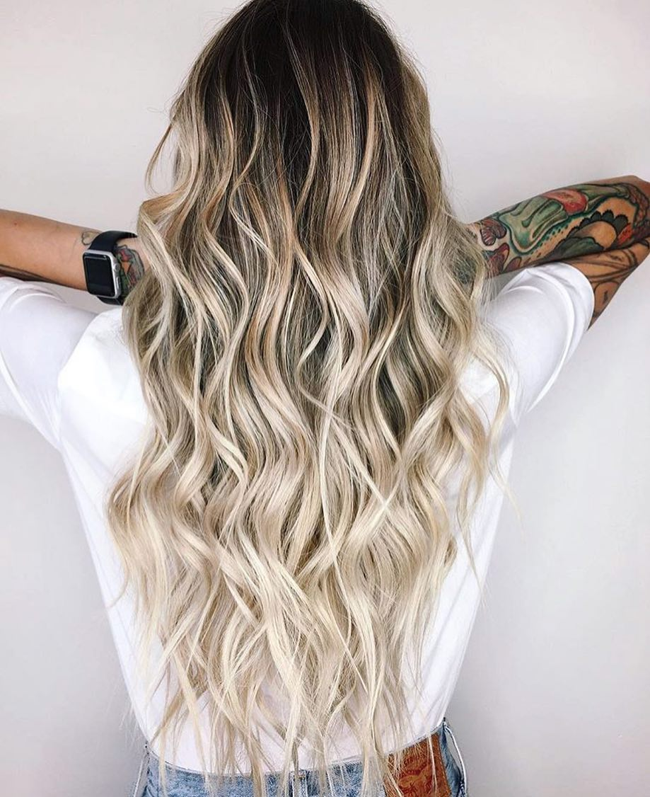 50 Top Haircuts for Long Thin Hair in 2020 - Hair Adviser
