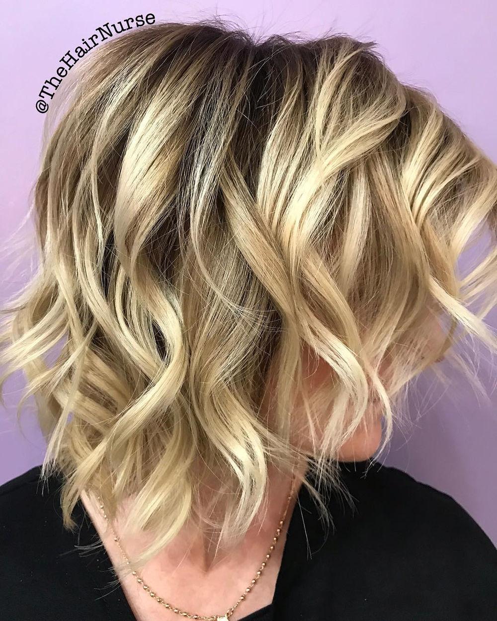 50 Bomb Wavy Bob Haircuts For The Current Season Hair Adviser