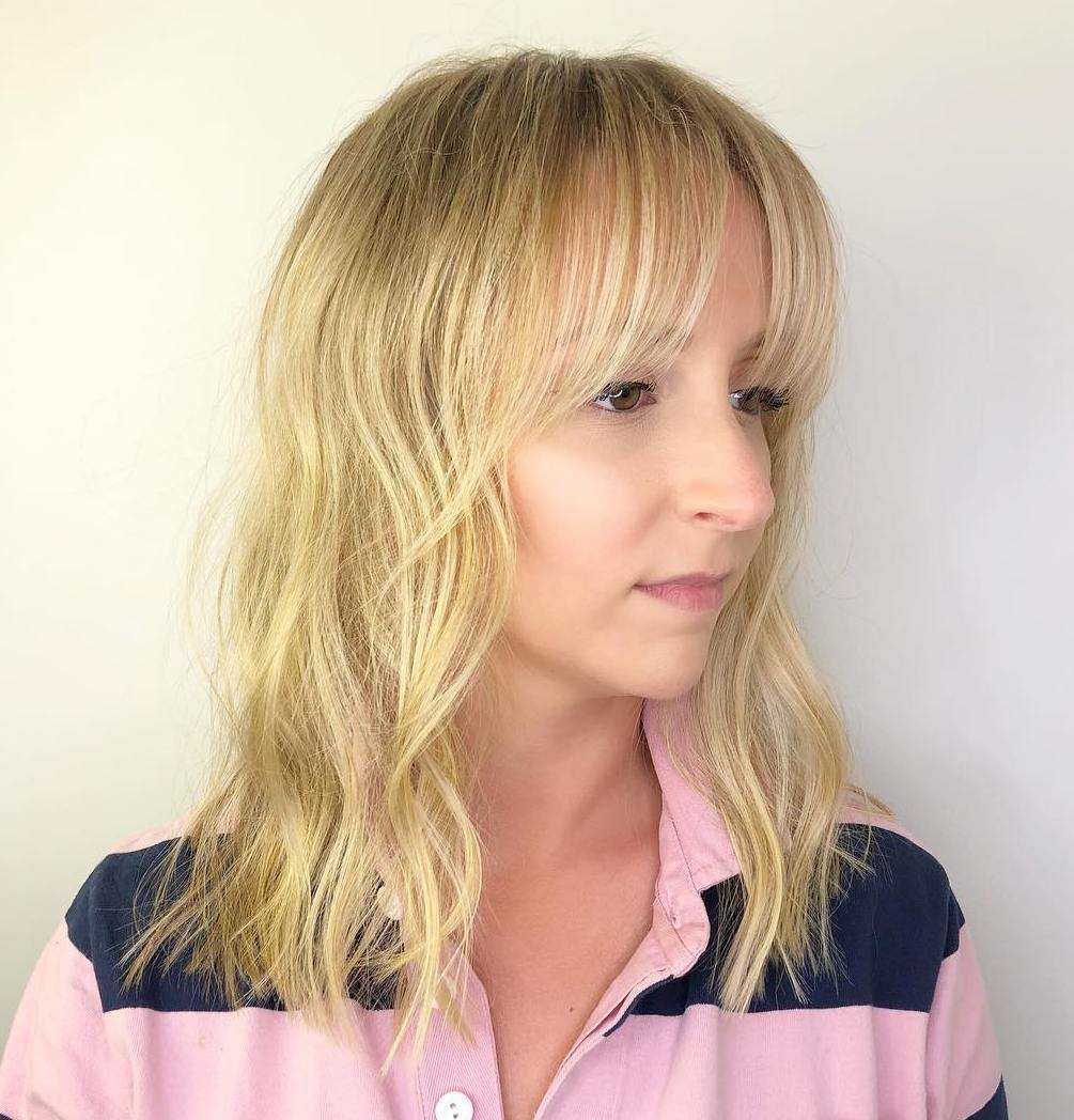 How To Choose And Cut Bangs For Thin Hair Hair Adviser
