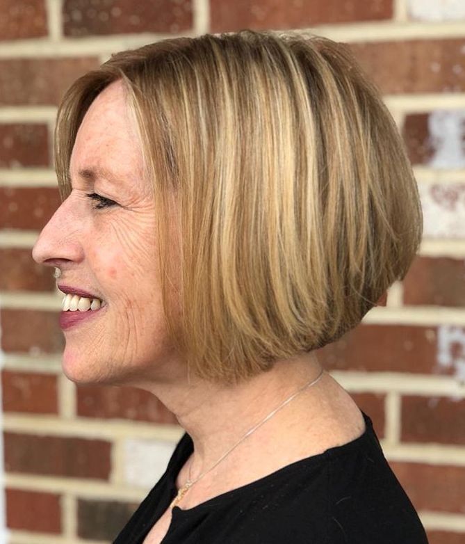 What Are The Best Bob Haircuts For Older Women Hair Adviser
