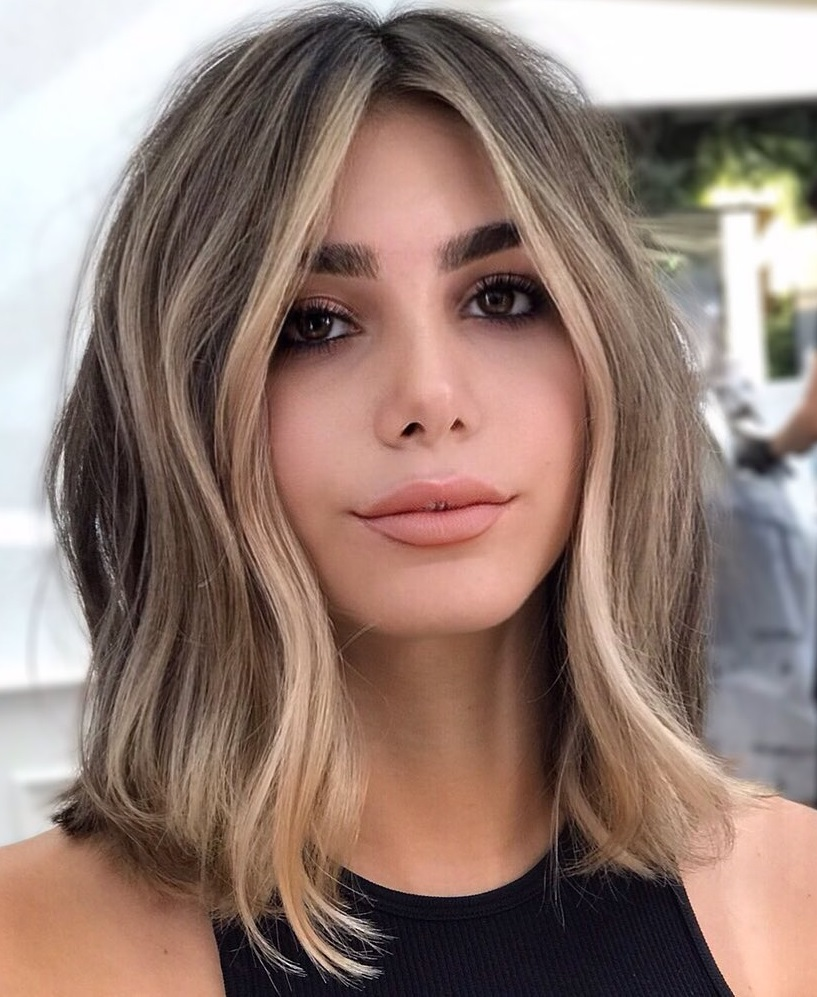 The Best Long Bob Hairstyle