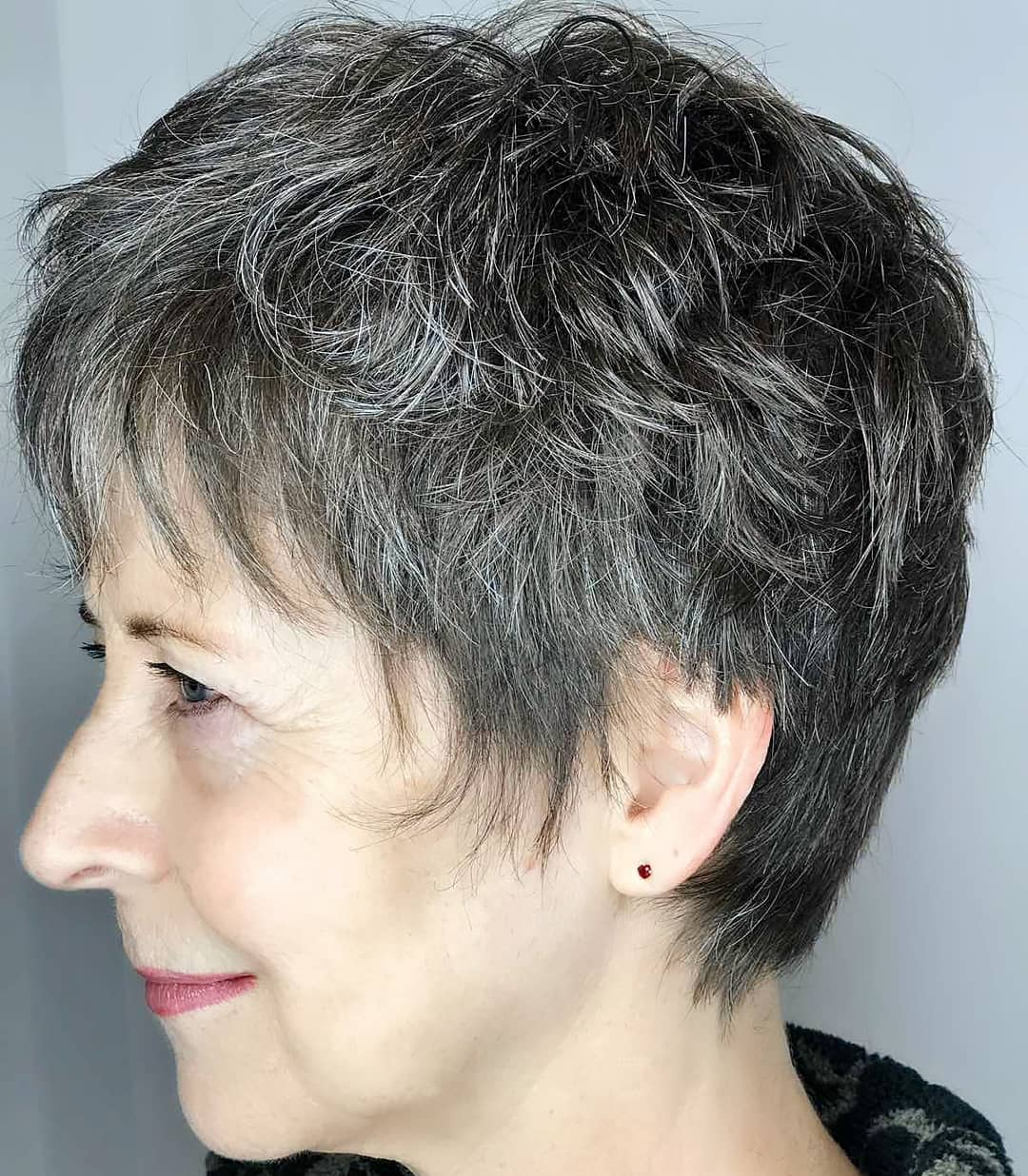 Short Feathered Pixie