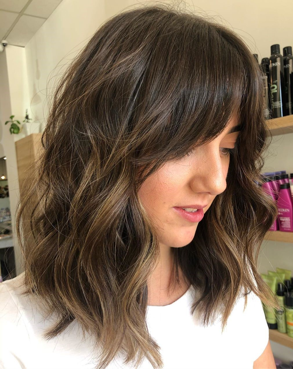 Layered Hairstyles Hairstyles For Women Over 50 105