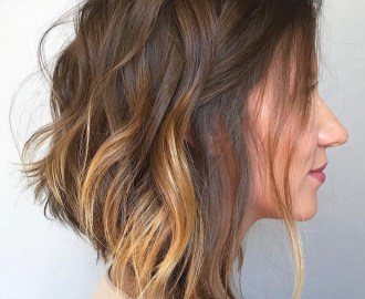 Best Medium Bed Head Hairstyle