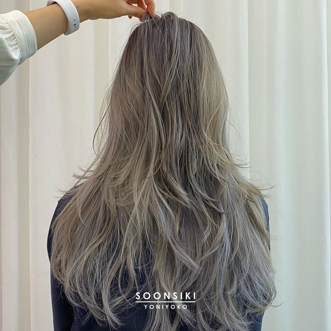 Long Haircut with Messy Layers