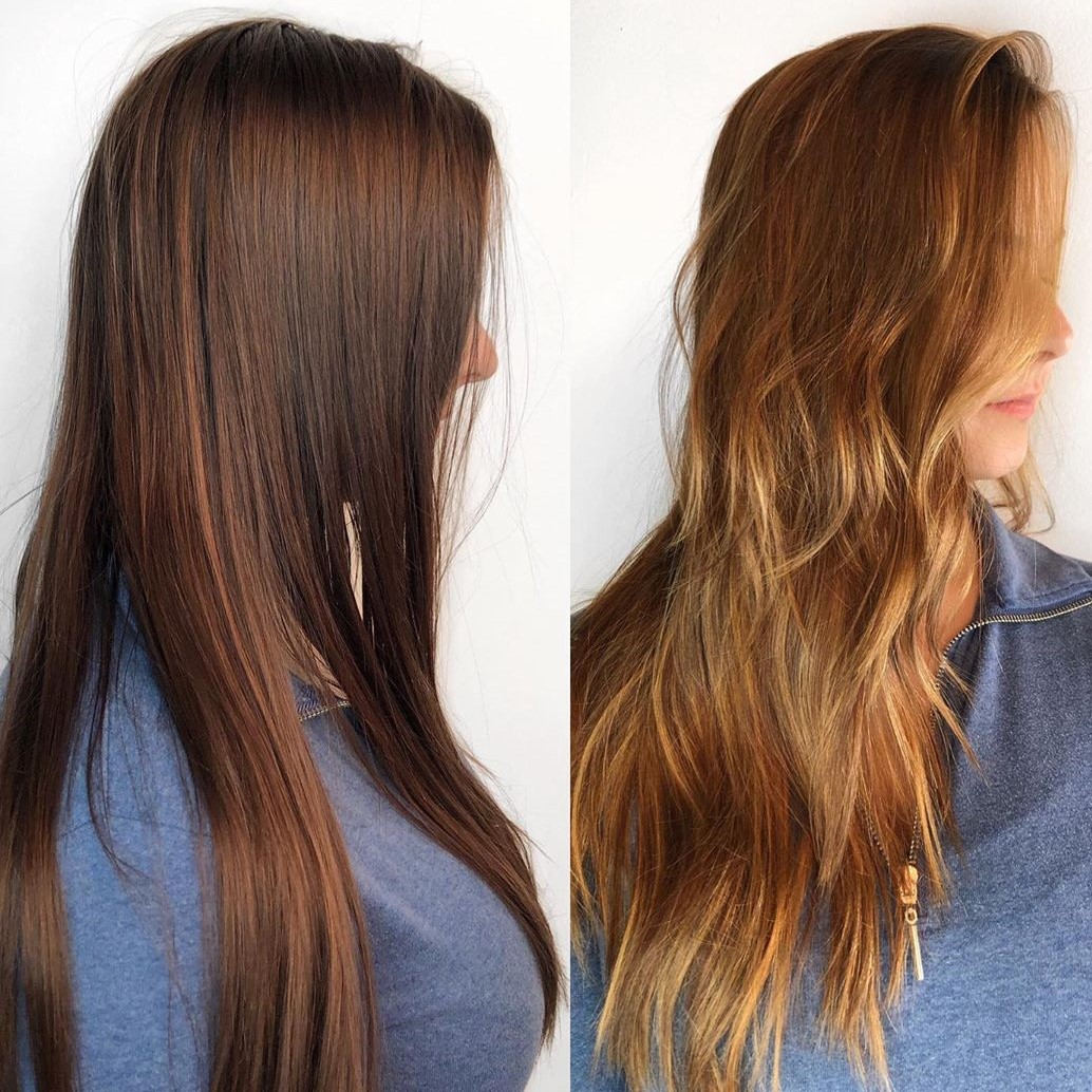 Easy Waves for Long Fine Hair
