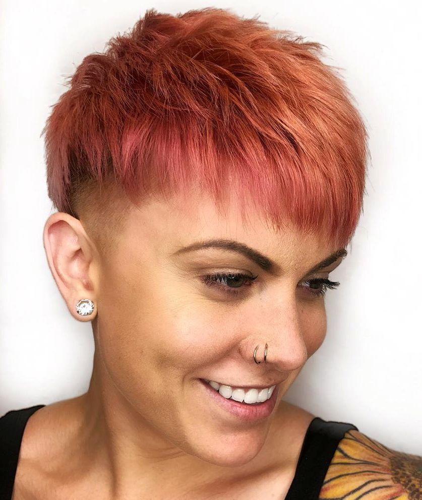 50 Eye Catching Ideas Of Rose Gold Hair For 2020 Hair Adviser
