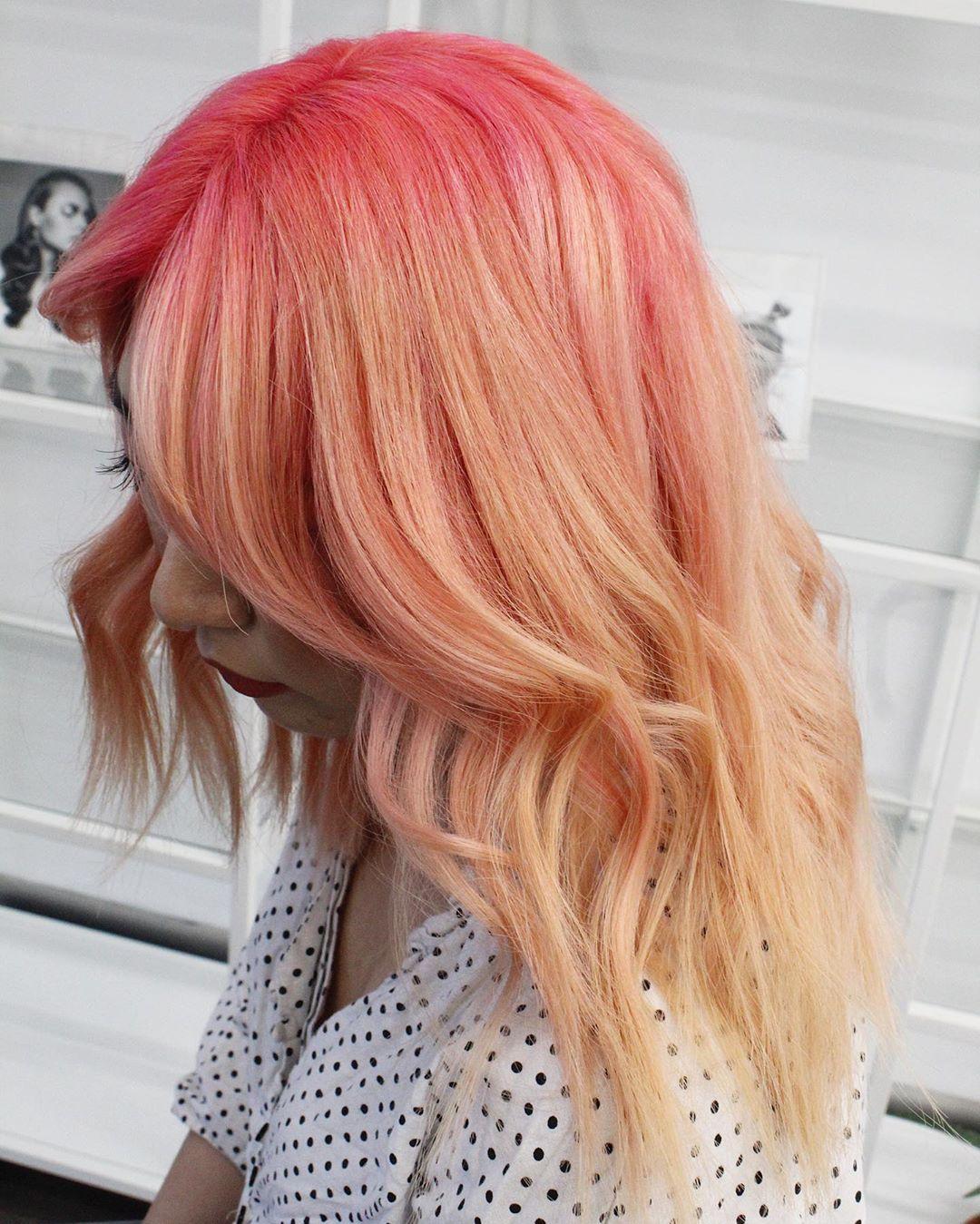 Temporary Semi-Permanent Hair Dye Cream