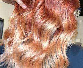 Strawberry-Blonde Hair Trend in 2020