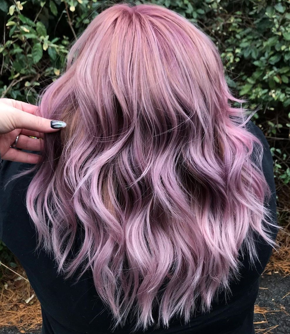 30 Unbelievably Cool Pink Hair Color Ideas For 2020 Hair Adviser
