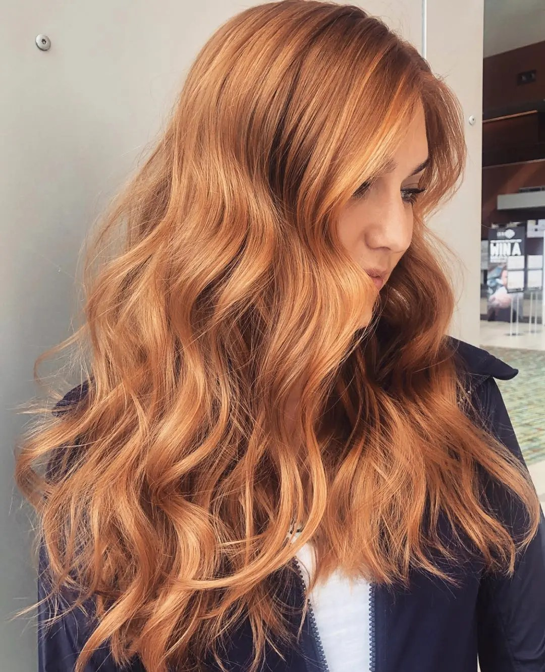 22+ Strawberry Blonde Hair Color With Highlights Pictures Background