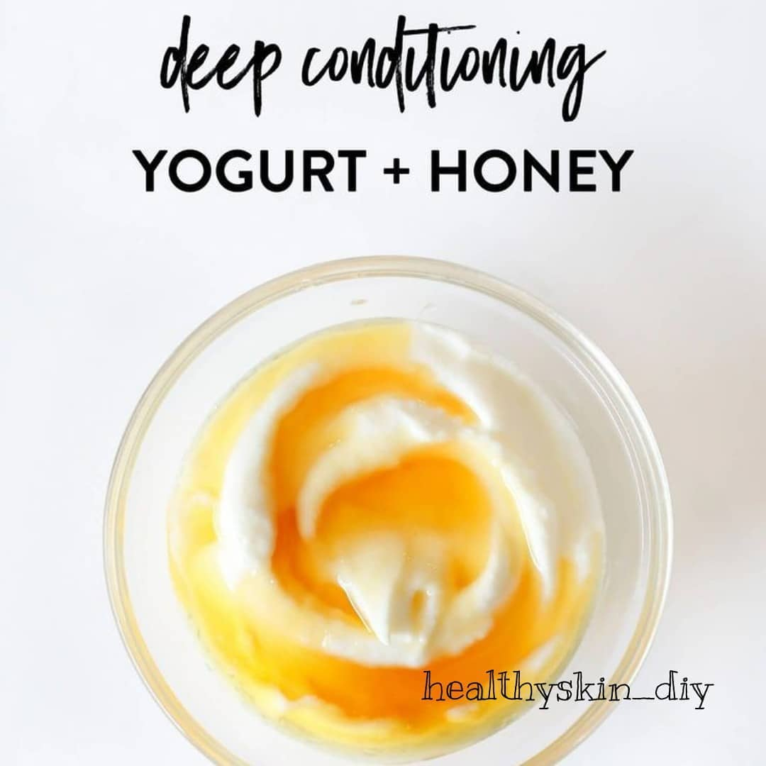 Deep Conditioning Hair to Prevent Split Ends