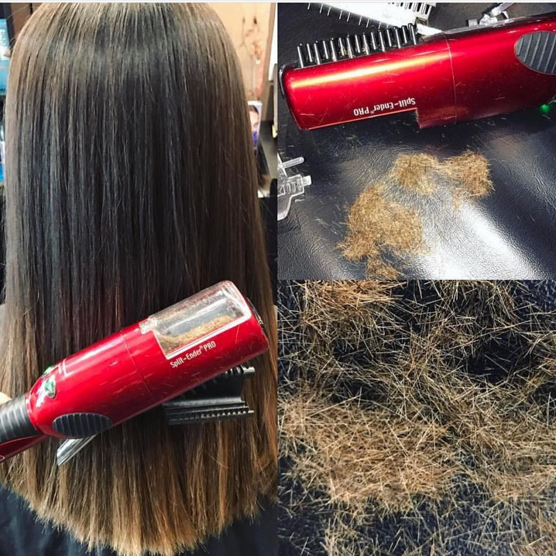 How to Get Rid of Split Ends Without Haircut and Loosing Length
