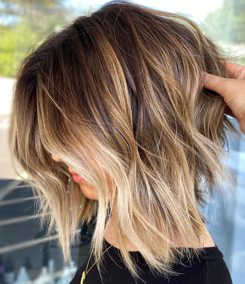 20 Effortlessly Hot Dirty Blonde Hair Ideas For 2020 Hair Adviser