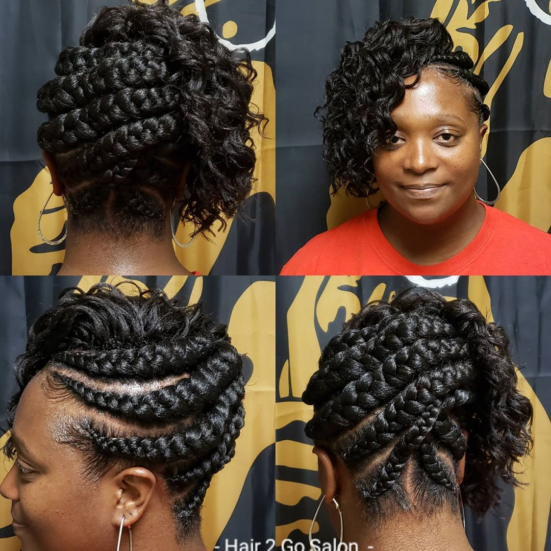 30 Goddess Braids Ideas To Leave Everyone Speechless