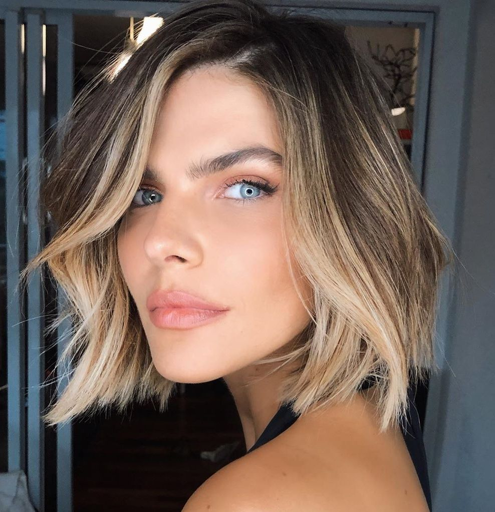 40 Killer Ideas How To Balayage Short Hair In 2020 Hair Adviser