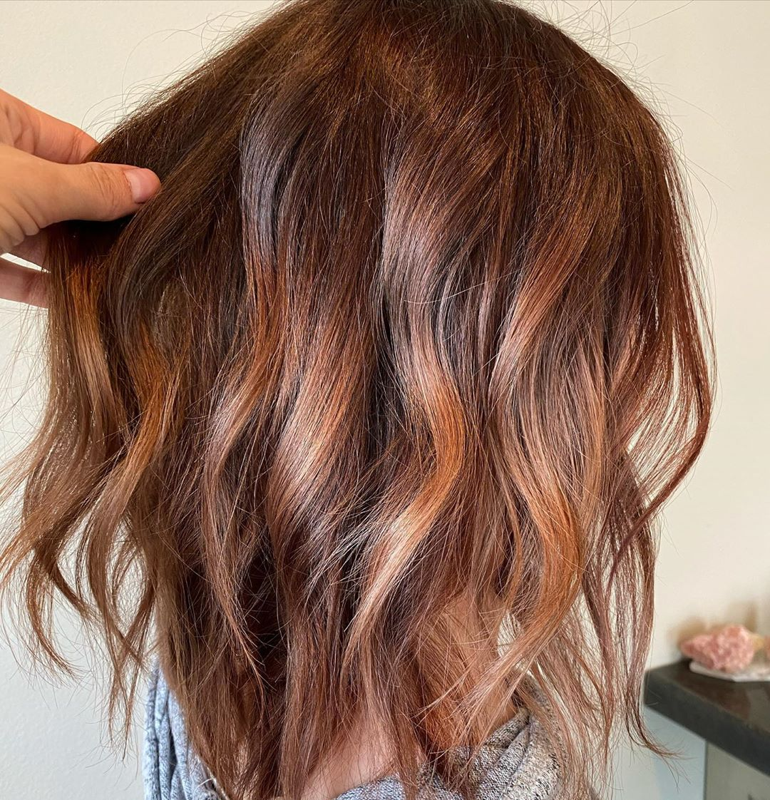 Fall Hair Colors for Brunettes