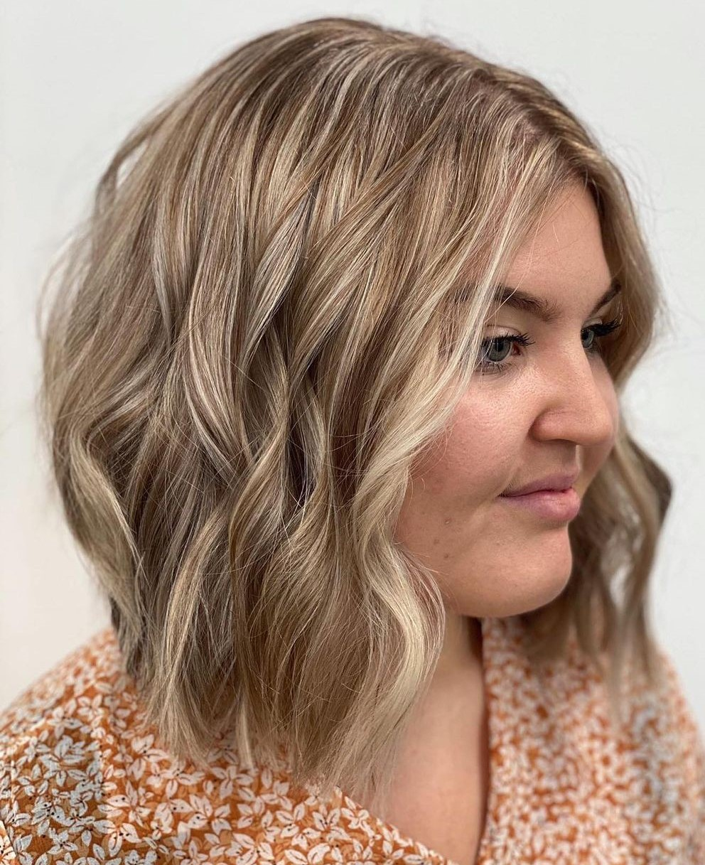 Flattering Plus Size Haircuts