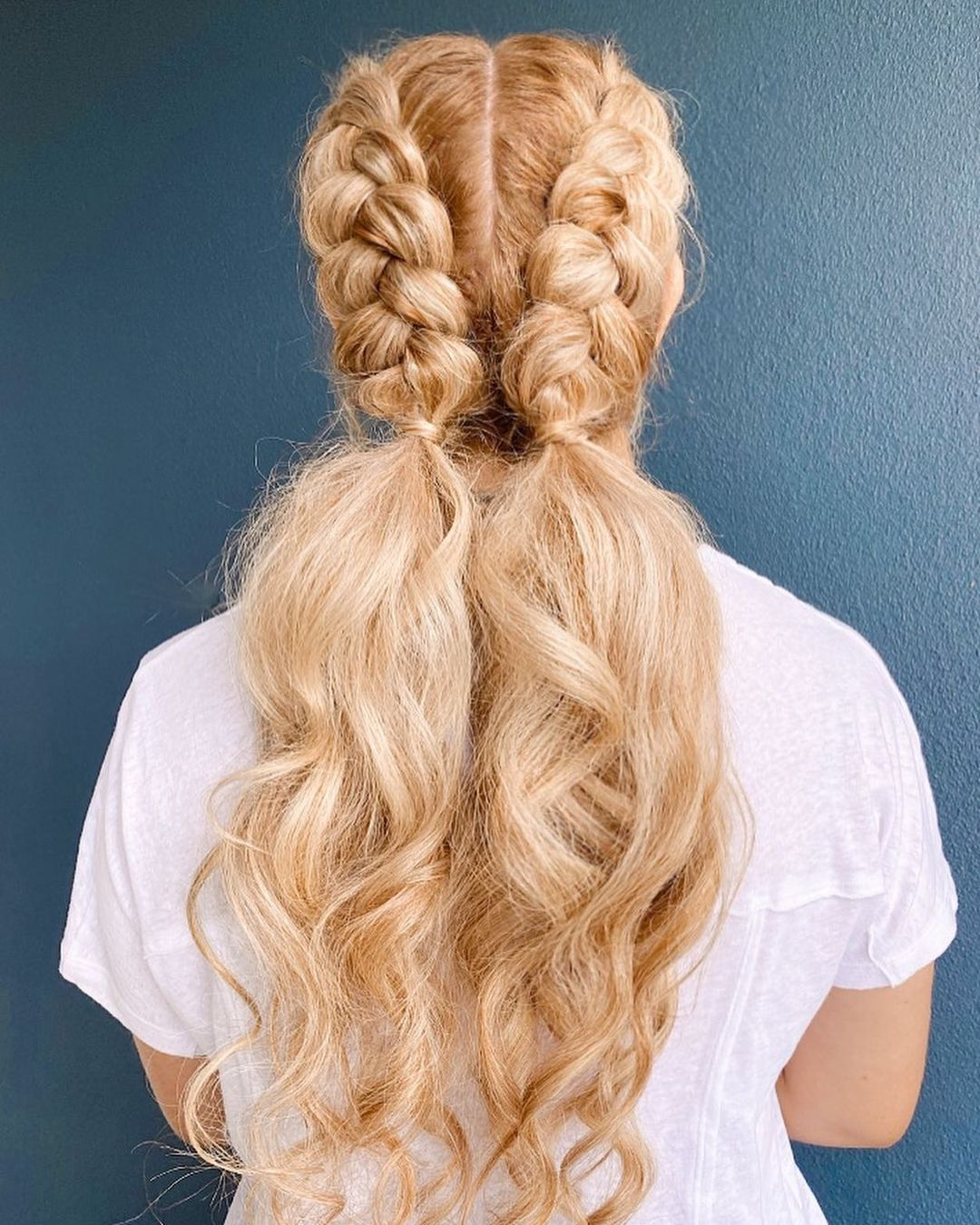 Hairstyles to Sleep In for Long Hair