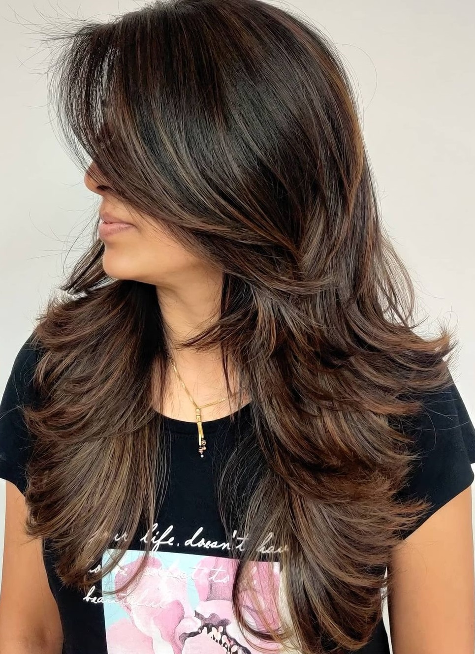 12 NEW Long Haircuts and Long Hairstyles with Layers for 12