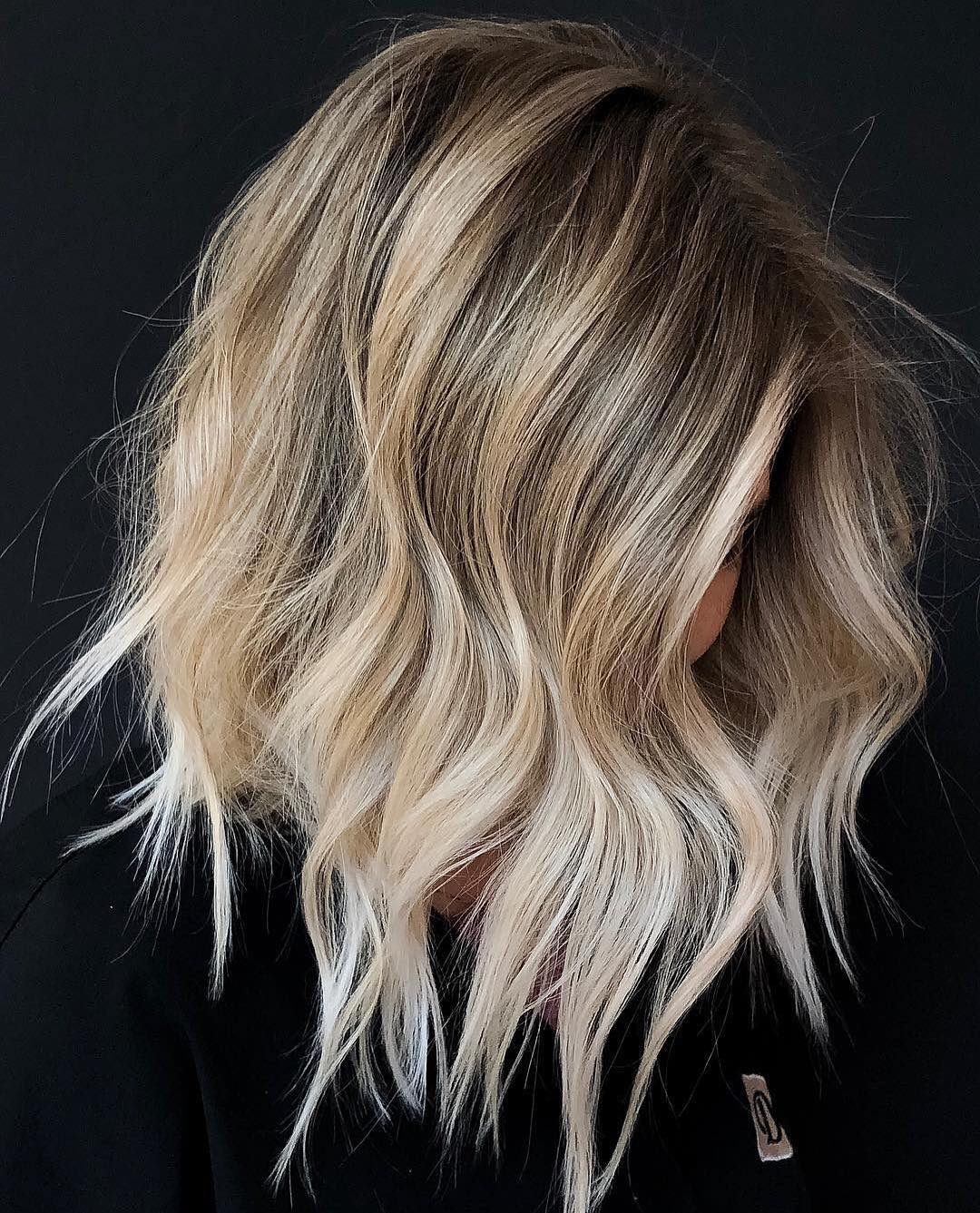 Is It Hard to Maintain Blonde Balayage