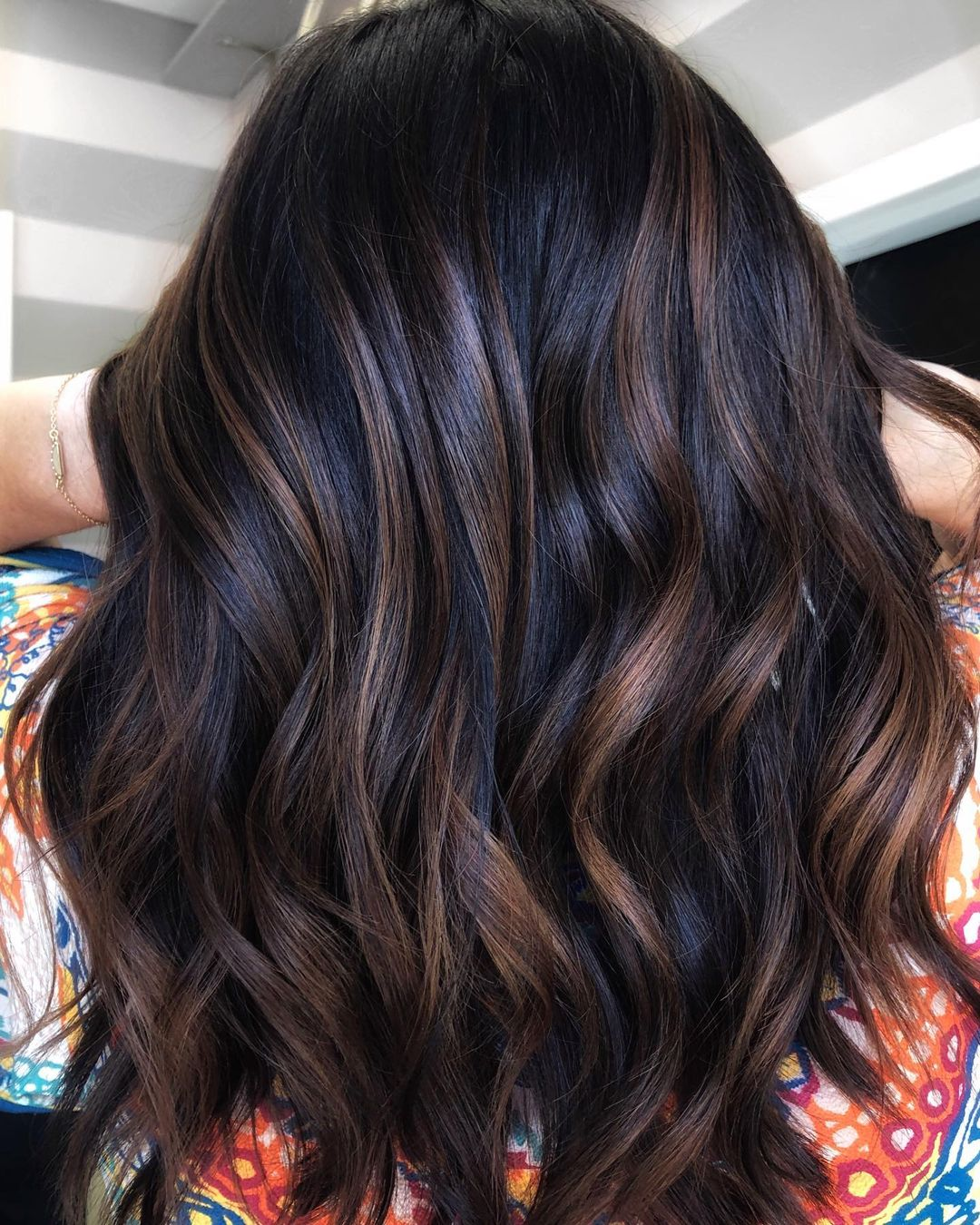 Chocolate Highlights for Brunettes