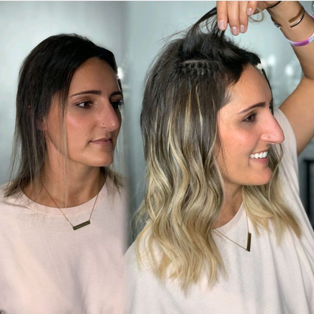 Best Extensions for Short Thin Hair