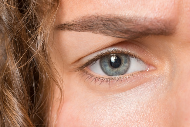 What Hair Color Looks Best with Gray Eyes