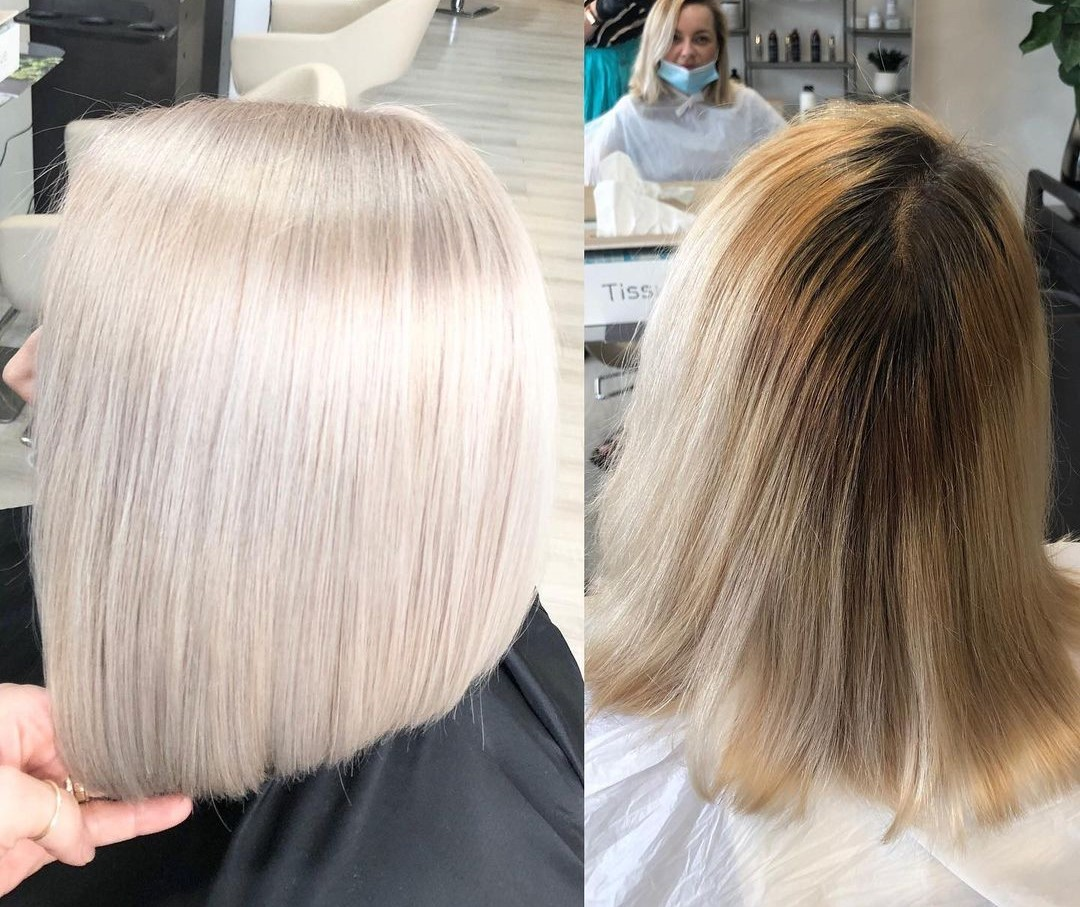 What to Do Right After Bleaching Hair